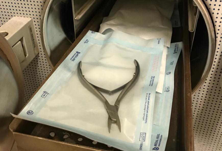 dezynfekcja i sterylizacja w gabinecie kosmetycznym